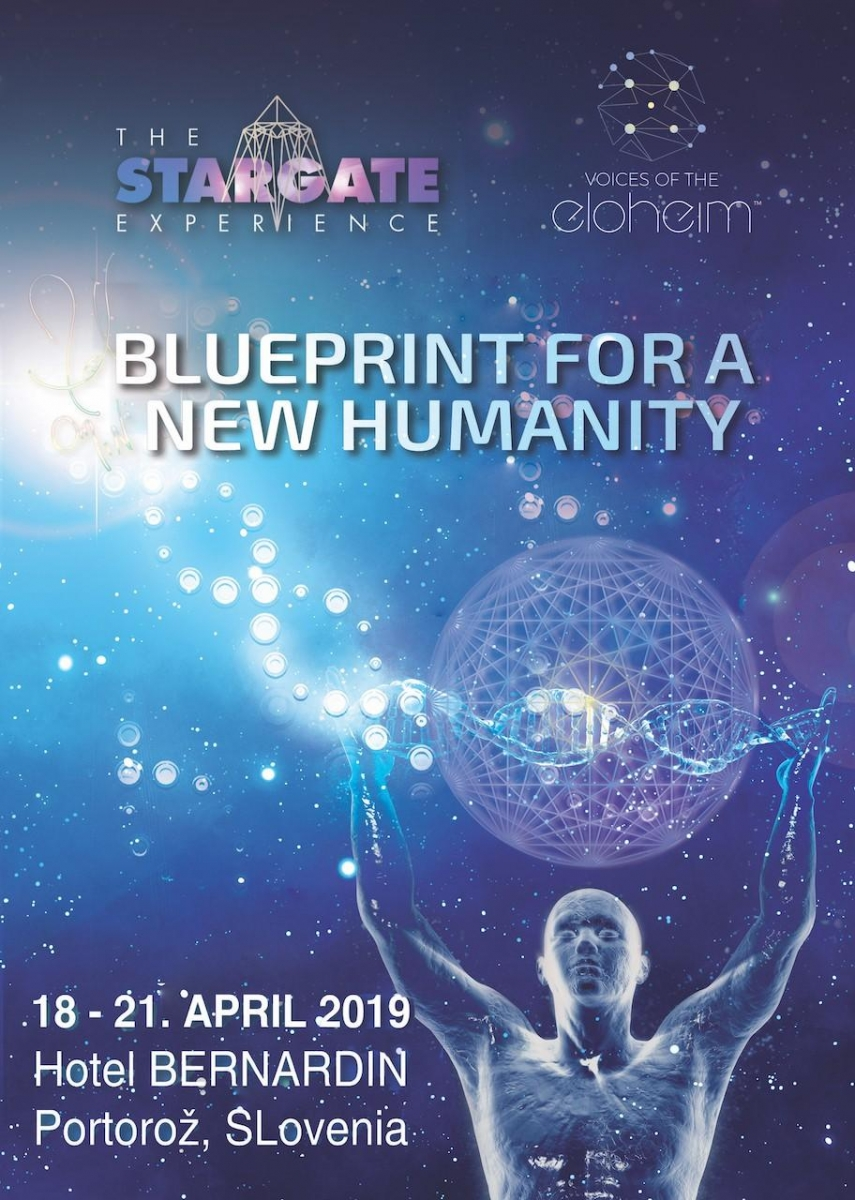 Blueprint for a new humanity